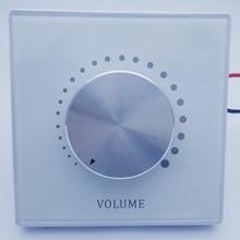 Новый 86 Настенное крепление Домашней аудиосистеме, музыкальная система, Потолочный Акустическая система стерео усилитель, в стене усилителя поворотной ручкой