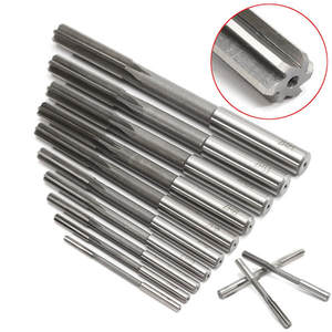 Reamer-Set Hss-Machine Straight Shank Chucking Milling New H7 3-12mm 10pcs