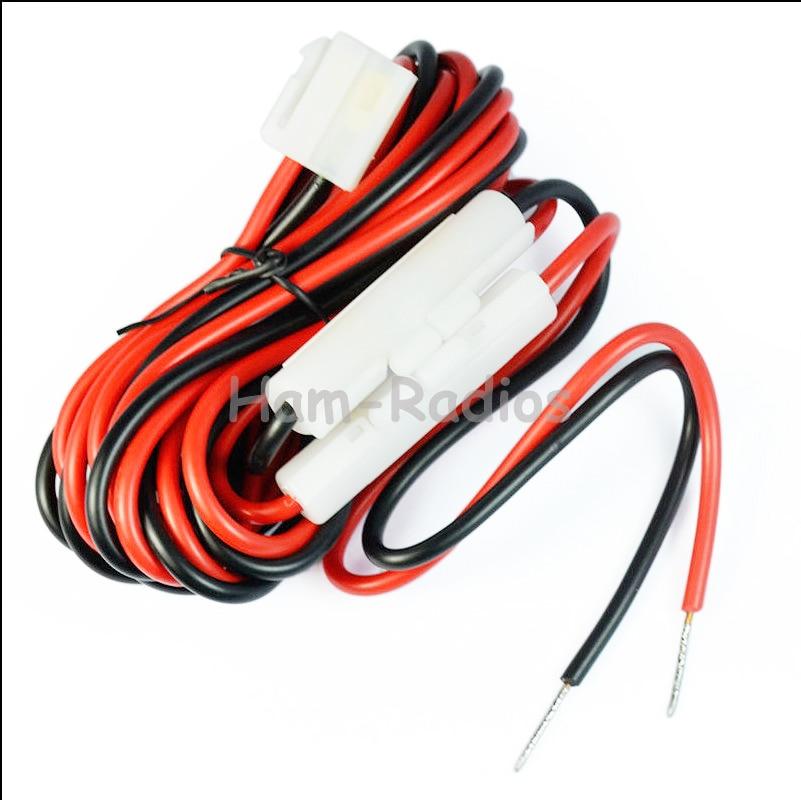 3M 12V DC Power Cable For Kenwood TM-201/401B TM-261A TM-271 TM-461/471 TM-742A OPC-1132 Yaesu FT-7800R 8800R Mobile Radio