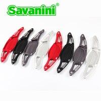 Savaini Brand New 2pcs High Quality Aluminum Steering Wheel Shift Paddle For New Audi R8 2016