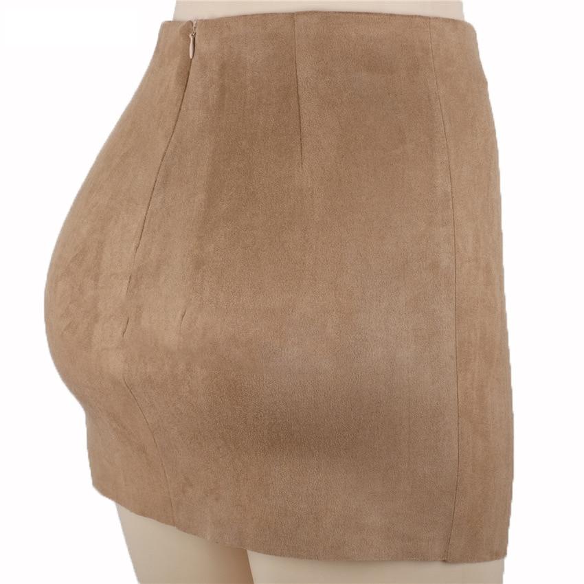 HTB16vzWQXXXXXbkXpXXq6xXFXXXp - FREE SHIPPING Women Suede Mini Skirt JKP198