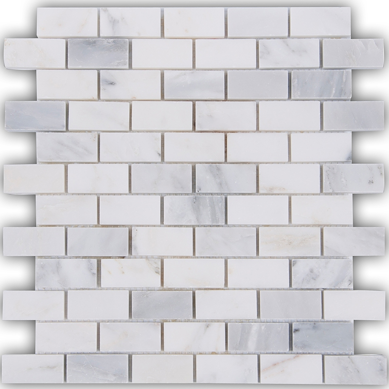 Carrara White Gray Marble mosaic tiles backsplash kitchen TV bath shower home decorwall/floortile sticker,free shipping,LSMBST11 ocean blue pearl shell mosaic tile gray natural marble kitchen backsplash sea shell tiles subway glass conch wall tiles lsbk53