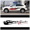 2016 New Arrival 150*28 CM Projeto Fresco Hot Palavras Porta estilo Do Carro adesivo Decalques Do Corpo Do Carro para VW Benz Audi BMW Buick Carro adesivos