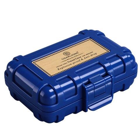 Cigar Tool case box Multifunctional for Cigar Lighter Cigar Cutter Travel Portable Box CA-0017 Karachi