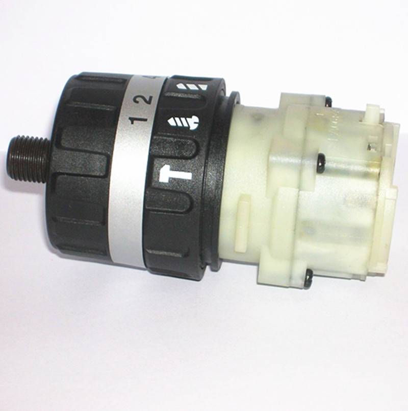 Reducer Box  Gearbox 125484-2 Gear Case Assembly for  MAKITA 125484-2 8281D 8271D 8281DZ Genuine parts loncin zongshen lifan tricycle motorcycle gearbox or shift gearbox for 150 200cc motorcycle powerful gearbox chuanyu brand