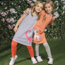 Disfraz Elsa Dress Unicorn Party Girls Dress 2018 Tunic Summer Children Clothing Princess Dress Girl Costume for Kids Clothes