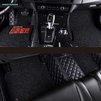 Zhaoyanhua автомобильные коврики для Lexus GX 460 gx460 LX570 RX300 NX IS250 CT200h ls600h L автомобиль Стайлинг ковер вкладыши ковры