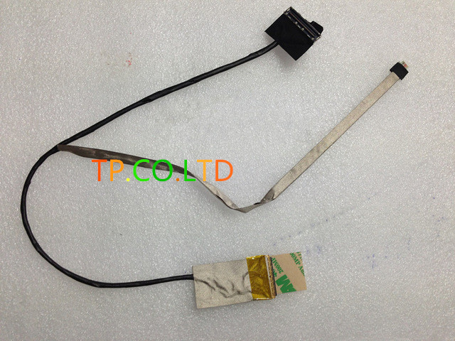 Genuine New NEW For HP PAVILION R36 laptop lcd lvds led screen video flex cable DD0R36LC010 DD0R36LC020 DD0R36LC050 new original laptop replacement lcd cable for hp pavilion dv6 6000 dv6 6100 dv6 6200 dv6z 6100 b2995050g00013 lcd lvds cable