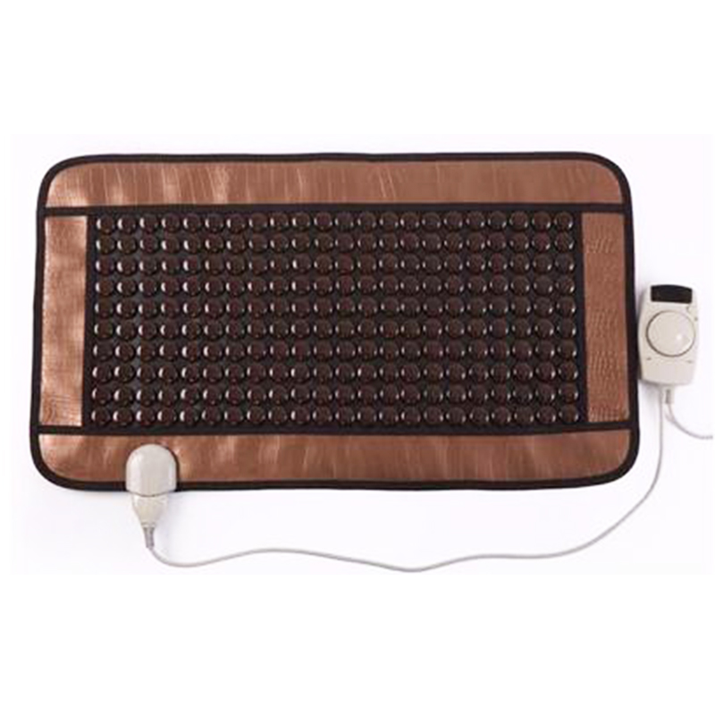 45 x80cm warm germanium stone physiotherapy pad ms tomalin electric heating jade sofa cushion tourmaline body massager