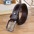 CATELLES 2016 NEW man cowhide belt  leather belt casual for man high quality belt
