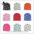 WomensDate 1Pc New Winter Autumn Baby Crochet Hat Girl&Boy Cap Beanie Star Infant Cotton Knitted Toddlers Children Hat 10 Color