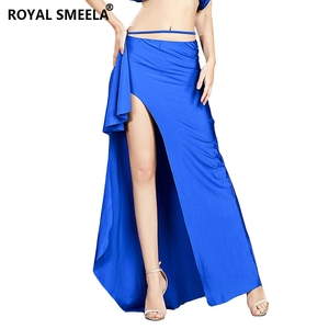 Image 1 - Womens Belly Dance Costume 2020 Belly dancing Skirt Stage Performance wear Belly dancing Practice Clothing Training Dancewear