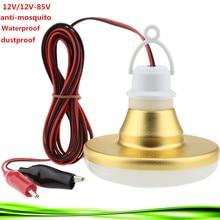 Здесь можно купить  DHL New Arrive 12V-85V Waterproof 12/15/20/30W Led Bulb Portable Led Lamp Outdoor Camp Tent Night Fishing street Hanging Light