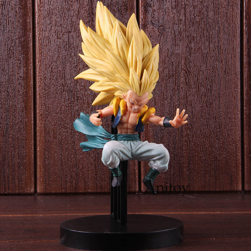 Anime Dragon Ball Super Saiyan Gotenks Action Figure Collectible Model Toy Gift 1