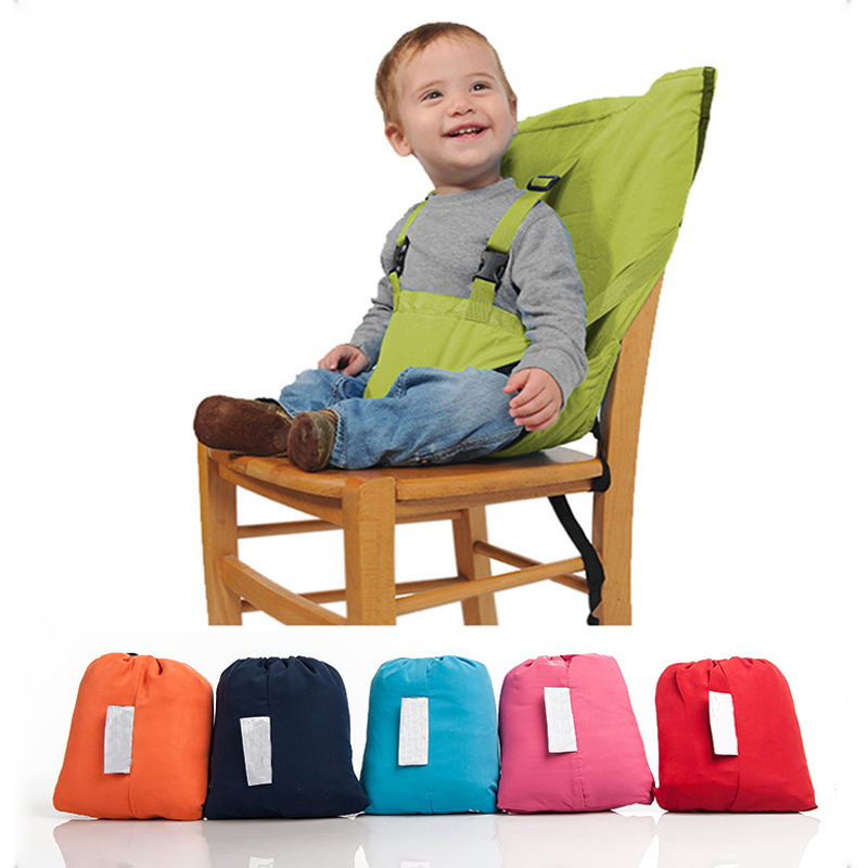 New Baby Chair Portable Infant Seat Product Dining Lunch Chair/Seat Safety Belt Feeding High Chair Harness Baby Chair Seat