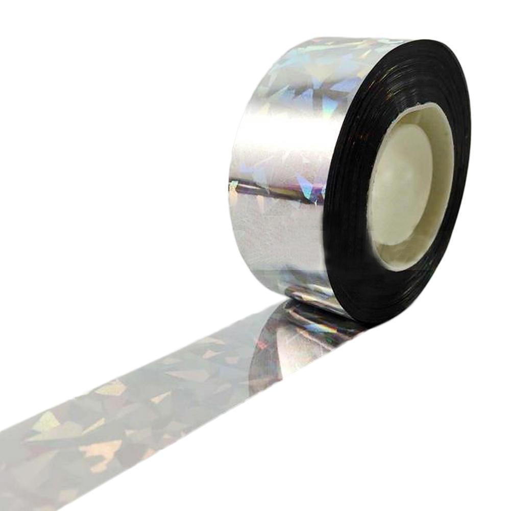 Flash Reflective Bird Scare Ribbon Anti Bird Tape Belt Small Animals Laser Repeller Tapes Garden Orchard Pest Control