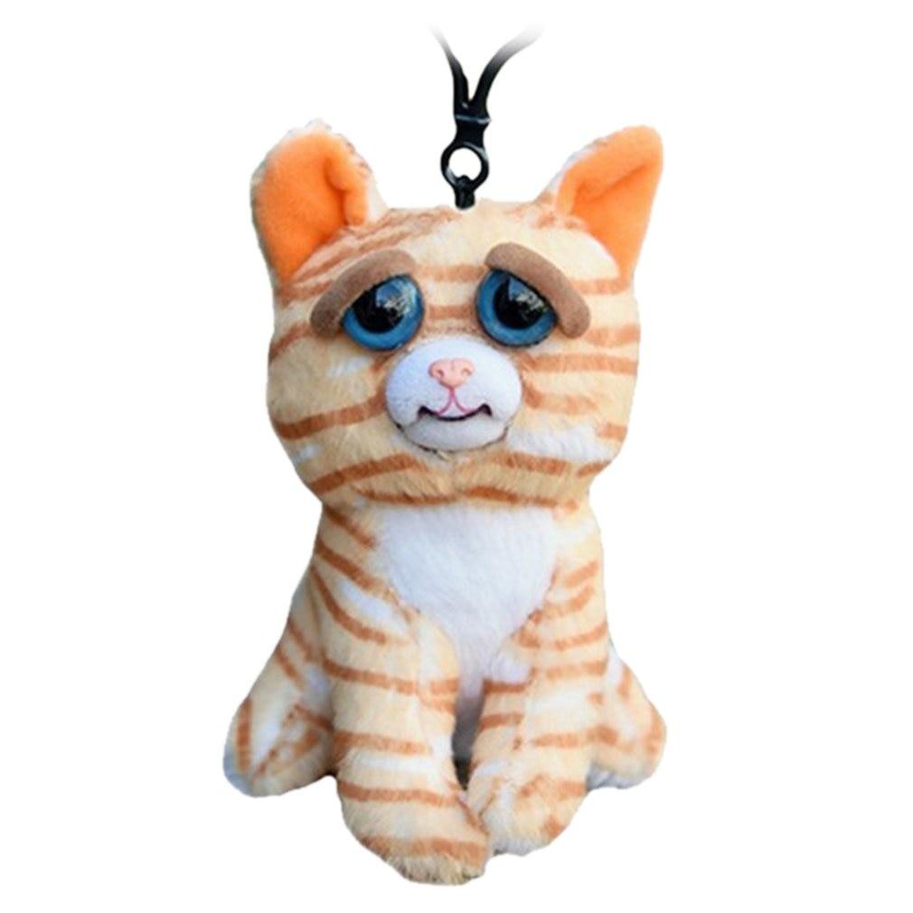 Злющий домашних животных изменение лица Забавный выражение лица животных очаровательны куклы Мягкие плюшевые игрушки Обучающие куклы для ... ...