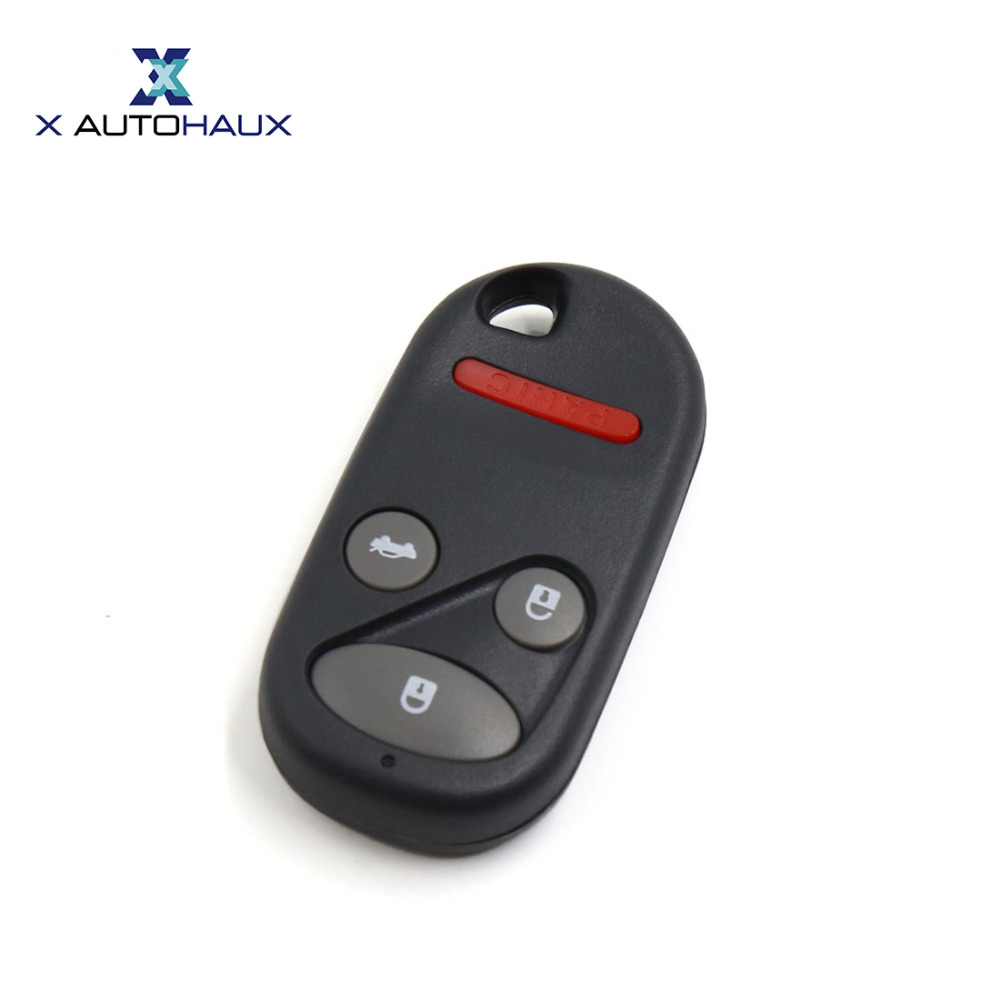 New Keyless Entry Remote Shell Case Fob For Honda Accourd And Acura TL KOBUTAH2T