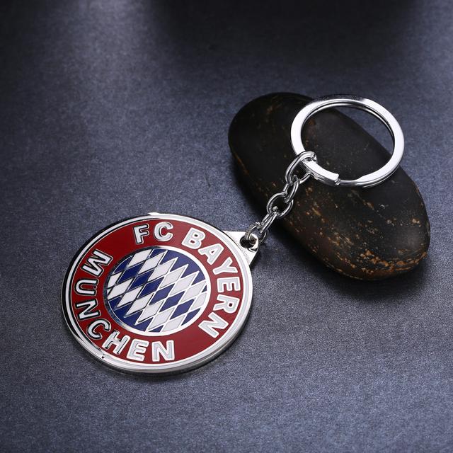 Football Club Key Chain For Men & Women