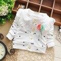 Primavera del envío del nuevo chaqueta cardigan de punto para los niños, baby girl cardigan chaqueta, kid outwear #Z955B