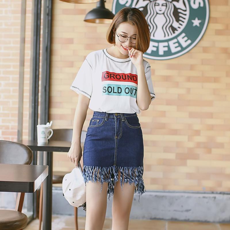 HTB16w3YMpXXXXacXpXXq6xXFXXXC - Denim Skirt Irregular Tassels Midi Skirt JKP170