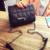 LEFTSIDE Ocasional Pequenas Bolsas Cadeia Festa Bolsa de mão de couro das senhoras de Alta Qualidade sacos de Ombro Mensageiro Saco Crossbody Preto