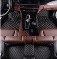 Melhor qualidade & Frete grátis! personalizado tapetes especiais para BMW F11 520d 2015-2010 não-slip tapetes à prova d' água para 520d F11 2013