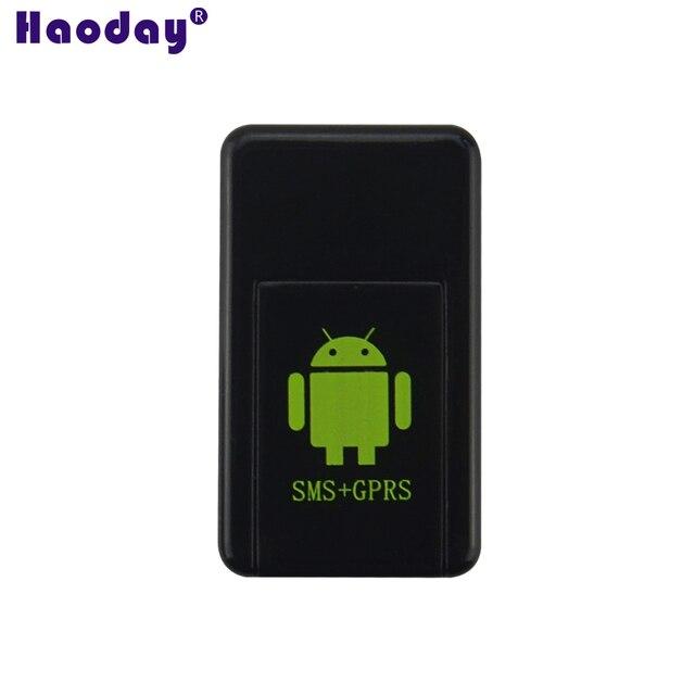 GSM/GPRS di Rete GF 08 MMS Video Parlare Locator Super Mini Formato Locator 3.7 v 400 mah Li Ion batteria
