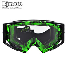 Motorcycle motocross Moto Motorbike Off-Road riding cycling goggles glasses sport safety helmets eyewear goggle