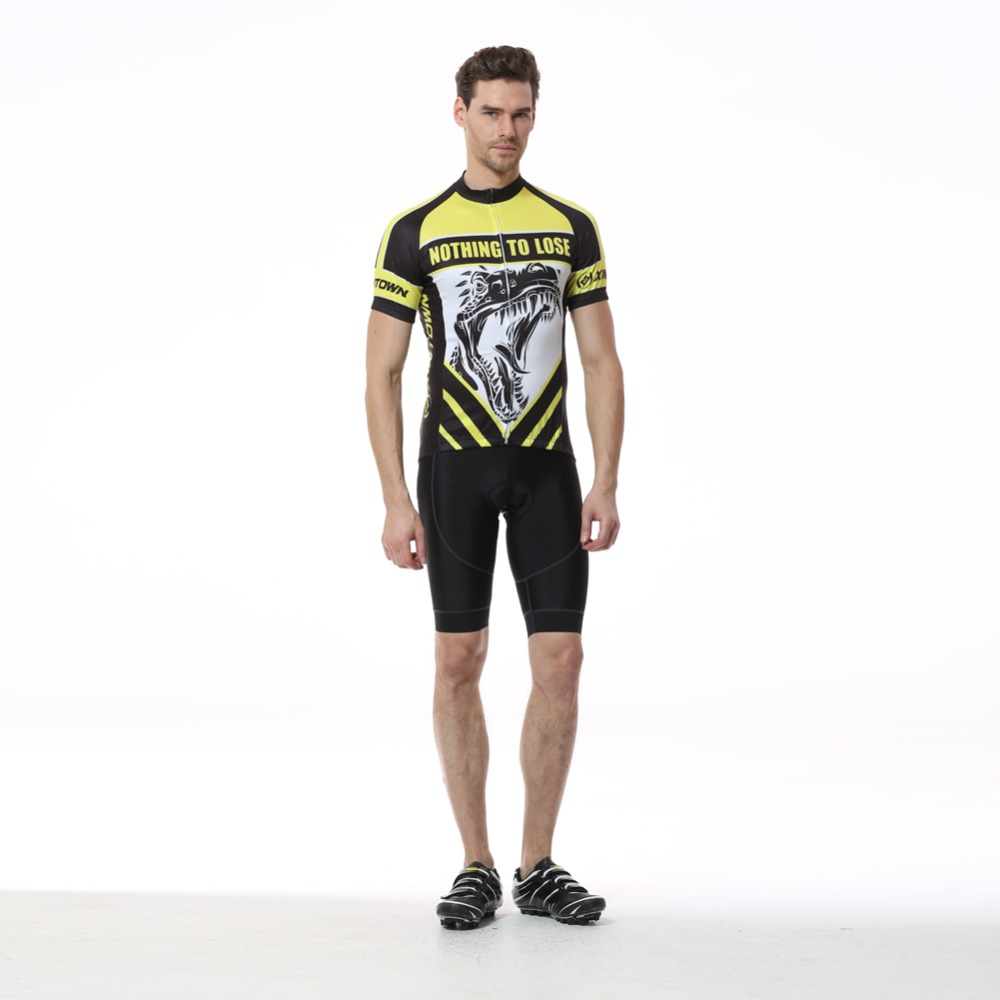 Breathable Silicone XINTOWN Team Cycling clothing /Cycling wear/ Cycling jersey short sleeve Suite Cycling Clothing Set pirate skull cycling clothing cycling wear cycling jersey short sleeve clothing