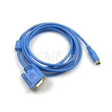 Применение из XC1/XC2/XC3/XC5 серии PLC Кабель для программирования xinje RS232 скачать кабель PC-XC интерфейс