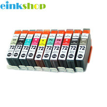 Einkshop For Canon pgi72 pgi-72 Ink Cartridge PIXMA PRO-10 PGI-72 PGI72 printer parts