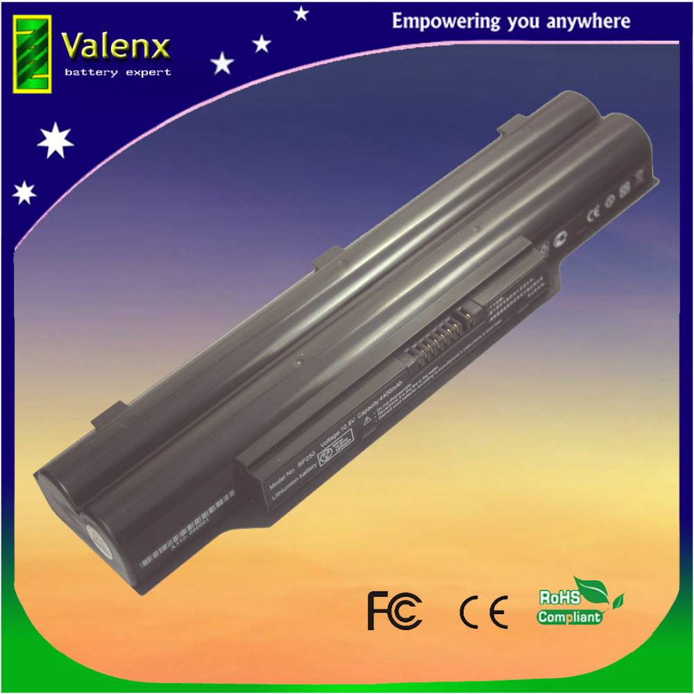 Quality  Laptop Battery For Fujitsu LifeBook A532 AH532/GFX FMVNBP213 FPCBP331 FPCBP347AP 6cell