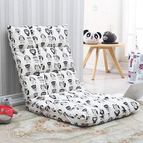 Sala de estar Sofás beanbag Móveis Para Casa sofá preguiçoso sofá do saco de feijão cadeira sofá cama dobrável portátil sopro Tatami mobilya nova