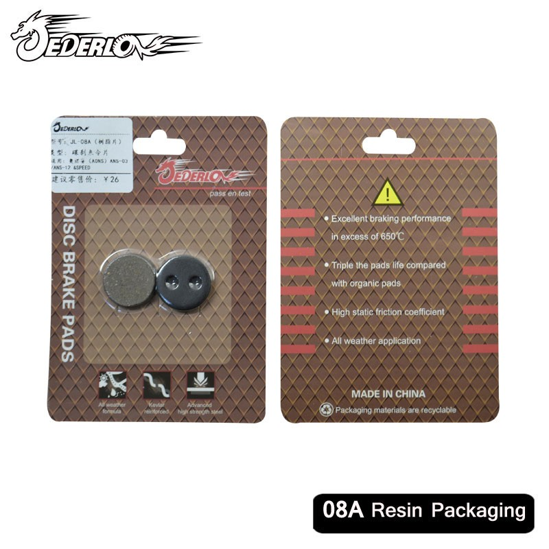 Bicycle disc brake pads for (AONS) ANS-03/ANS-12&SPEED Clarks CMD-5/CMD-7 Mechanical voxa MD35 SH840 passing TUV and AOV TEST