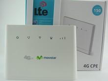 (+2pcs antenna)UNLOCKED Huawei B310s-518 LTE 4G WiFi Router Broadband FDD Band 1 2 AWS 5 7 28