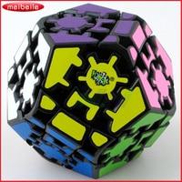 Gloednieuwe 12 oppervlakken Gear Magic Speed Cube Puzzel Blokjes Educatief Speelgoed Megaminx Juguete