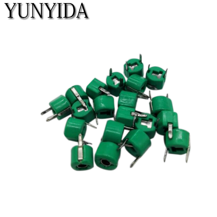 Free Shipping 20pcs,JML06-1-30P 30pf 6mm JML06-1 DIP Trimmer Adjustable Capacitor