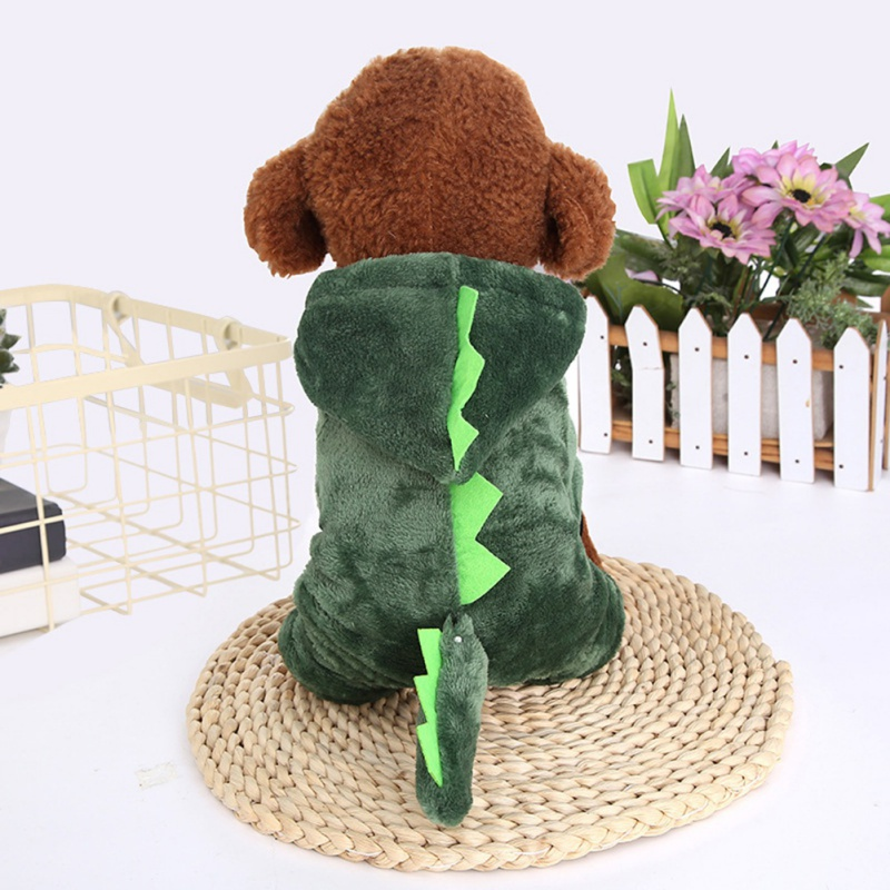 Halloween Dinosaur Quadruped Cosplay Suit Pet Dog Funny Clothes Costume Pet Dog Holiday Products for Chihuahua French Bulldog-in Dog Sets from Home u0026 Garden ... & Halloween Dinosaur Quadruped Cosplay Suit Pet Dog Funny Clothes ...