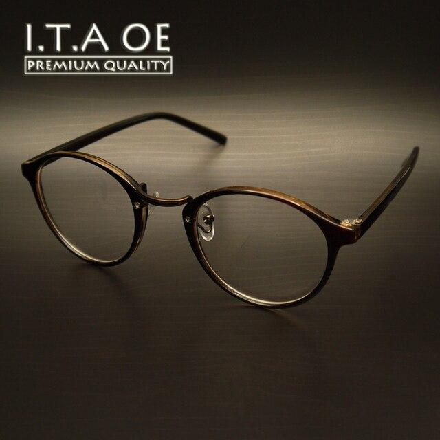 ITAOE K2 Worldwide Fashion Style Quality Acetate Women Female Lady Optical Eyewear Frames Glasses Spectacles Myopia Reading