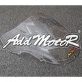 Motorcycle Clear Windshield Windscreen Double Bubble For Honda CBR600F4 1999 2000 CBR 600RR F4 99 00