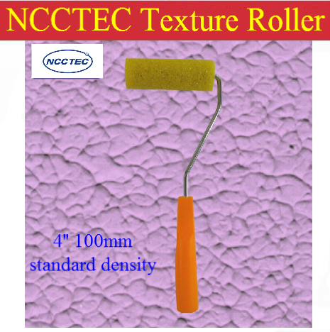 4 Texture Roller for Epoxy wrinkles non slip floor projects