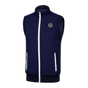 2018 New Men s Golf Jackets Winter Sleeveless Golf Vest Zipper Waistcoats  Outdoor Sports Jackets Men Male Slim Golf Jackets 191563e5b