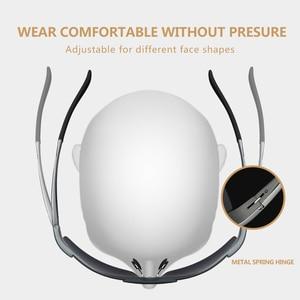 Image 5 - CAPONI Aluminum Magnesium Mens Sunglasses Polarized Sports Coating Sun Shades Driving Clear Vision Eyewear For Men UV400 CP8033