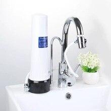 Удаление загрязнений воды, воды и электролитов, бытовой очиститель воды кухонный фильтр для воды легко установить