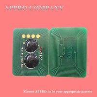 Copier reset toner cartridge chip ic chip 44469740 44469741 44469742 44469743 for Oki ES5430 K 3.5k, CMY 2.0k
