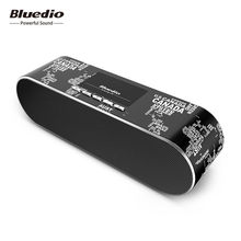 Bluedio AS-BT (Air) Mini Altavoces bluetotooth inalámbricos portátiles con sonido estéreo 3D(China)