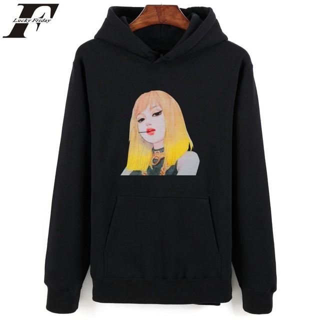 BlackPink Hoodies (20 Models) Hoody Sweater Sweatshirt Pullover Longsleeve Dance Practice