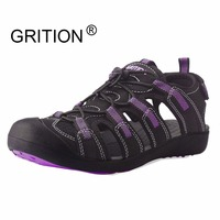 GRITION Sandals 2017 Cross Tied Leisure Shoes Woman Summer Sandals Shoes