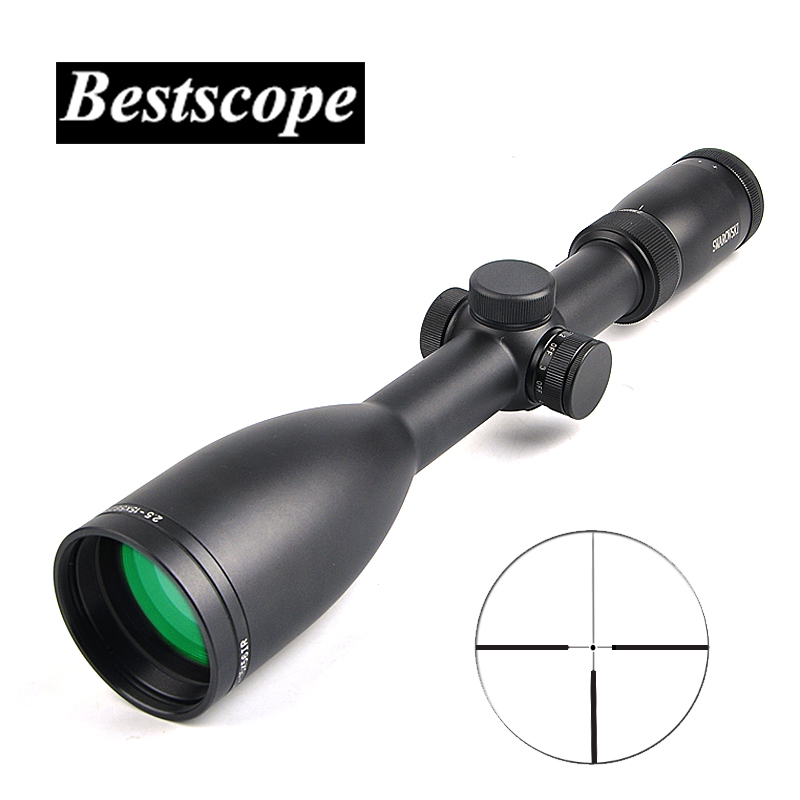 Swarovskl 2.5-15x56 IRZ3 Riflescope F15 Red Dot Reticle Hunting Scopes Lunette Carabine Chasse Optics Hunting Airsoft Air Guns discovery vt t 4 5 18x44sfvf white leters reticle side shooting hunting riflescope rangefinder for airsoft air guns